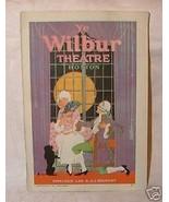 March 2 1925 Wilbur Theater Boston Playbill BEGGAR ON HORSEBACK Great Ads - $20.00