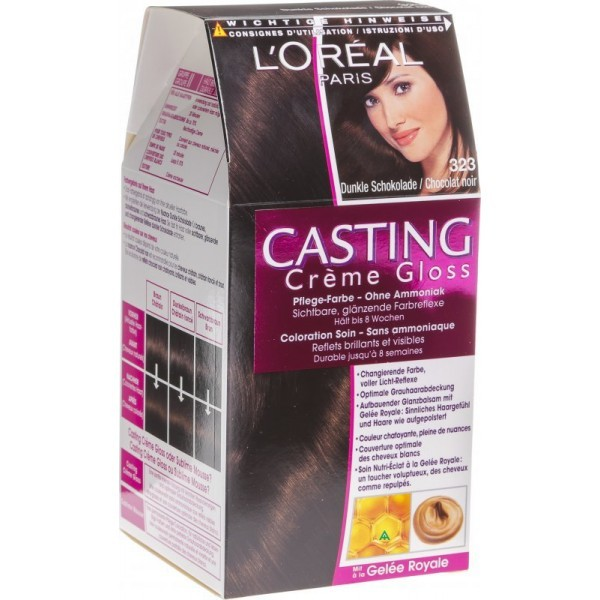 Coloration blonde casting creme gloss