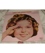 Vintage 1950s Little Miss Shirley Temple Vinyl Record Pickwick #SPC 3177 - $10.00