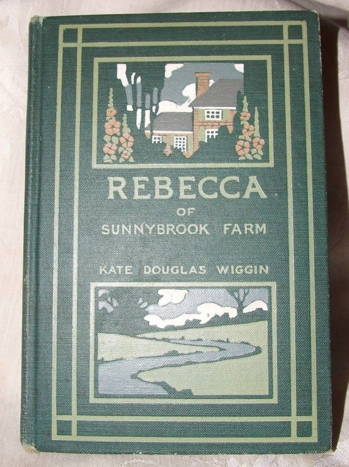 Primary image for c1915 REBECCA of SUNNYBROOK FARM Wiggin Near FINE Cond L@@K