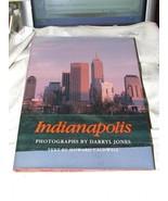 1990 INDIANAPOLIS Oversize Coffee Table Book Darryl Jones Howard Caldwel... - $30.00