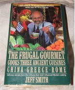 1989 First Frugal Gourmet Cooks Three Ancient Cuisines China Greece Rome... - $10.00