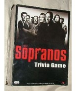 The Sopranos Trivia Game 2004 HBO New Sealed - $15.00