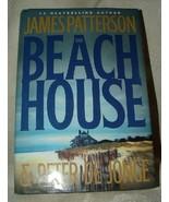 2002 BEACH HOUSE James Patterson Peter de Jonge Hardcover 1st Trade Edit... - $10.00