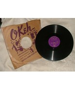 1941 GENE AUTRY 78 RPM Be Honest with Me & What's Gonna Happen to Me OKE... - $8.00