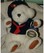 1996 Brass Button Bear Happiness Taylor the Sailor L@@K - $34.65