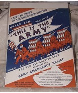 1942 Sheet Music I LEFT MY HEART AT THE STAGE DOOR CANTEEN Irving Berlin... - $8.00