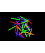 "1.5"" inch Assorted Mini Glow Sticks- 24 pack - $5.95"