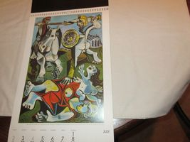 Rx , Pharmacy , Calendar , Hoechst-Roussel Pharmaceuticals Inc.,1989 , Vintage image 10