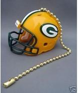 LIGHT/FAN PULL & CHAIN GREEN BAY PACKERS NFL FOOTBALL - $6.76