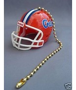 LIGHT/FAN PULL & CHAIN FLORIDA GATORS FOOTBALL HELMET - $6.76
