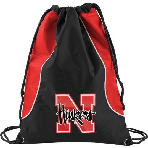 NEBRASKA HUSKERS BACK SACK PACK SCHOOL GYM BAG