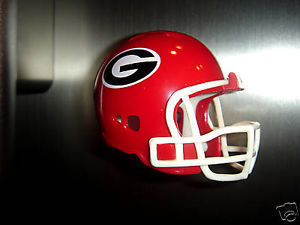GEORGIA BULLDOGS FRIDGE REFRIGERATOR FOOTBALL HELMET MAGNET