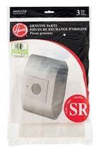GENUINE HOOVER TYPE SR--3 PACK VACUUM CLEANER B... - $9.93