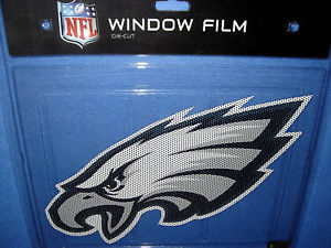 BIG-CAR WINDOW FILM DECAL PHILADELPHIA EAGLES NFL