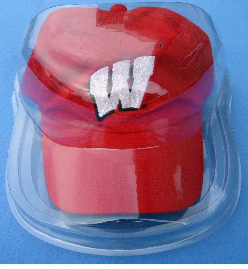 CAP DISPLAY CASE HOLDER SOFT SHELL SUPER CLEAR NCAA COLLEGE FOOTBALL