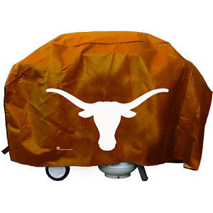 TEXAS LONGHORNS ECONOMY BARBEQUE TEAM GRILL COVER