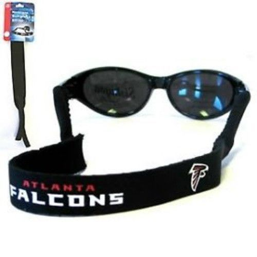 ATLANTA FALCONS NFL FOOTBALL CROAKIES SUNGLASSES EYEGLASS STRAP