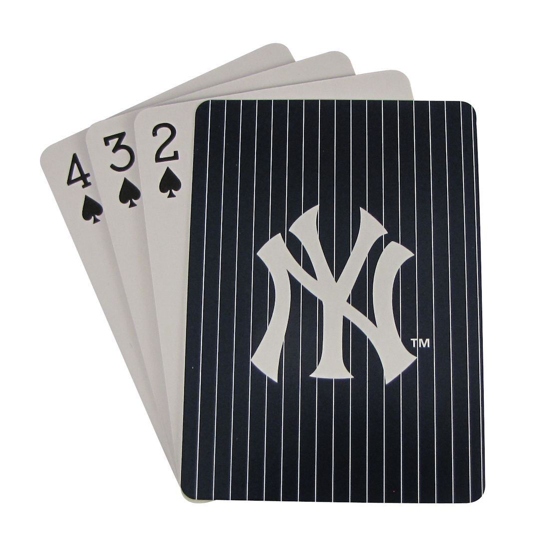 NEW YORK YANKEES POKER PLAYING CARDS DECK MLB BASEBALL