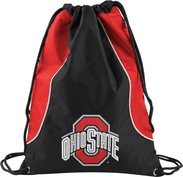 OHIO STATE BUCKEYES BACK SACK PACK SCHOOL GYM BAG