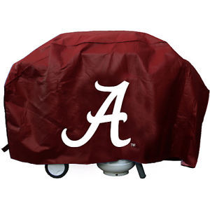 ALABAMA CRIMSON TIDE ECONOMY BARBEQUE GRILL COVER