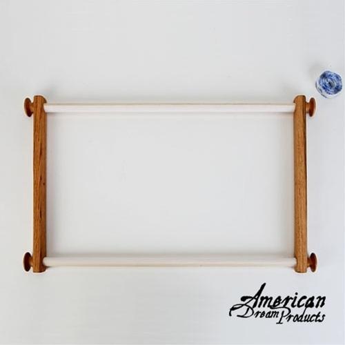Individual scroll frame no baste 20 regular american for American frame coupon