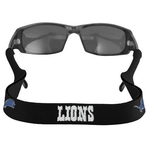 DETROIT LIONS CROAKIES SUNGLASSES EYEGLASS STRAP NFL FOOTBALL