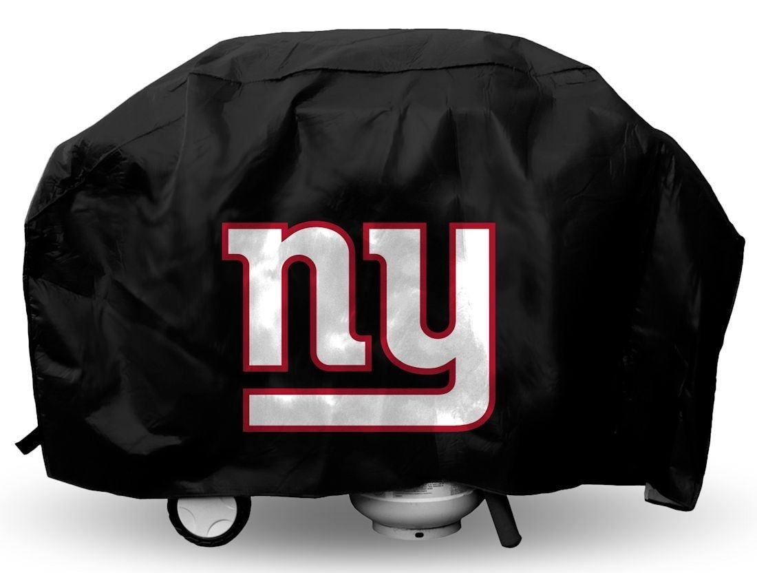 NEW YORK GIANTS ECONOMY BARBEQUE BBQ GRILL COVER NFL FOOTBALL