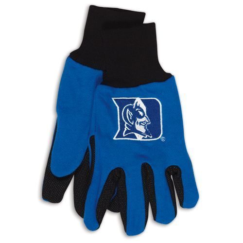 DUKE GLOVES TEAM TAILGATE GAME DAY PARTY UTILITY WORK GLOVES