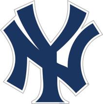 "NEW YORK YANKEES *BIG* 12"" MAGNET for CAR AUTO FRIDGE METAL MLB BASEBALL - $14.80"