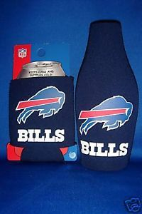 BEER BOTTLE & CAN  KOOZIE HOLDER BUFFALO BILLS FOOTBALL