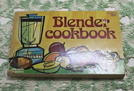 Vintage 1970 BLENDER COOKBOOK by Nitty Gritty Productions - $9.00
