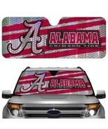 ALABAMA CRIMSON TIDE CAR AUTO WINDSHIELD SUN SHADE NCAA - $29.90