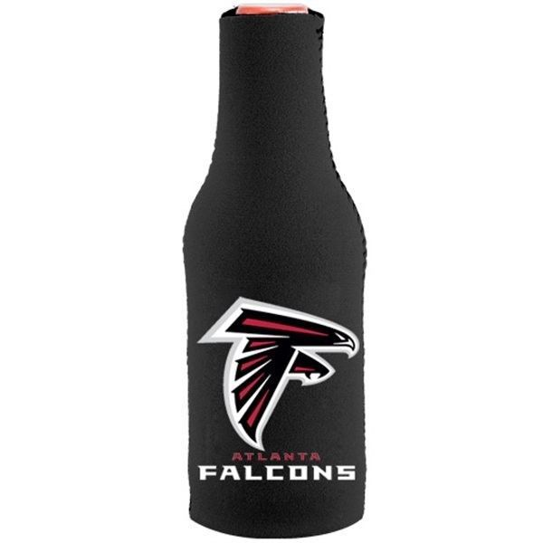 ATLANTA FALCONS BEER SODA WATER BOTTLE KOOZIE HOLDER NFL FOOTBALL