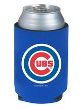CHICAGO CUBS BEER SODA CAN or BOTTLE KADDY KOOZIE HOLDER MLB BASEBALL - $7.60