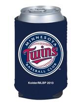 MINNESOTA TWINS BEER SODA CAN or BOTTLE KADDY KOOZIE HOLDER MLB BASEBALL - $7.47