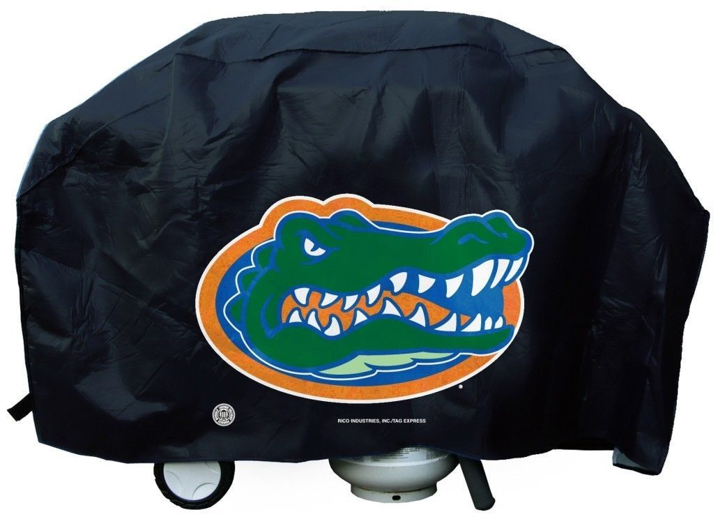 FLORIDA GATORS ECONOMY BBQ BARBEQUE TEAM GRILL COVER COOKING NCAA