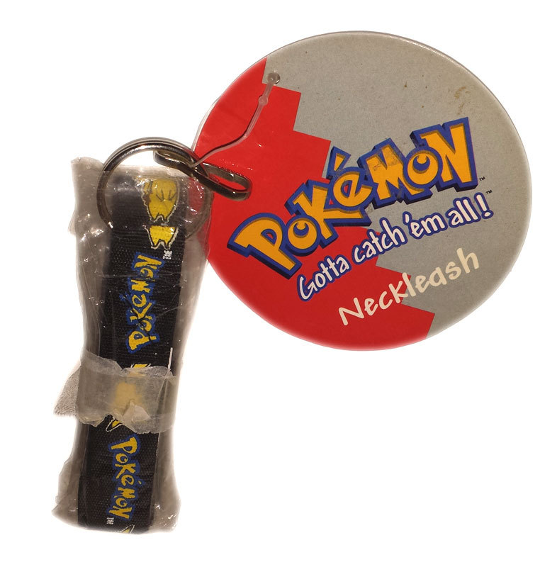 "Pokemon OOP ""Pikachu"" Neckleash * ANIME * BRAND NEW!"
