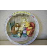 """Bradford Exchange's Disney Winnie the Pooh 3-D Collector's Plate """"Many Hap - $28.00"""