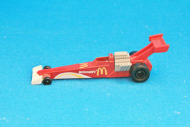 1993 HOT WHEELS McDONALD'S DRAG RACER CAR - $4.99