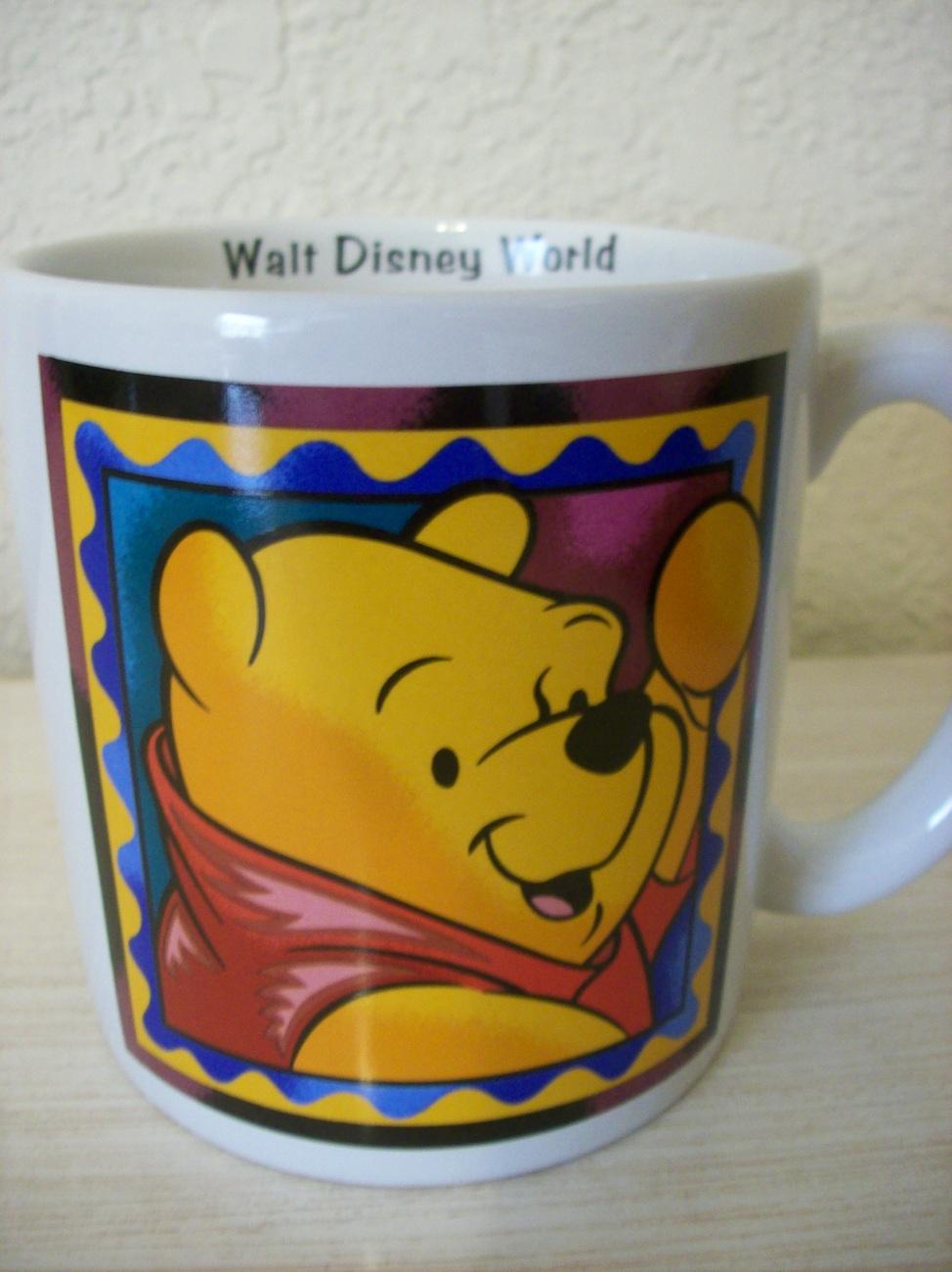 Disney Winnie the Pooh Oversized Coffee Mug