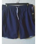 NWT Men's  Peacoat Core Tommy Hilfiger Shorts Blue Size Xxlarge - $21.99