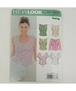 Uncut NewLook # 6945Womens SZ8-18 Camisole Top Sewing Pattern - $14.26
