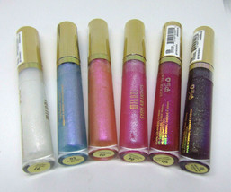 MILANI STELLAR LIGHTS Holographic Lip Gloss 0.12oz./3.6ml Choose Shade - $6.50