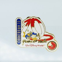 Countdown to 100 Years of Magic 2 Weeks To Go Donald LE Disney Pin 7855 - $8.90