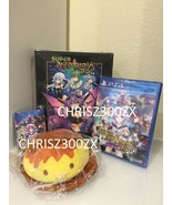 Super Neptunia RPG Limited Edition PS4 Collector's + Reversible Cover 20... - $139.90