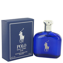 Ralph Lauren Polo Blue 4.2 oz Eau De Toilette Cologne Spray image 5