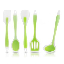 5pcs/set Kitchen Cooking Utensil Set Heat Resistant Cooking Tools includ... - £15.53 GBP