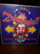 "ZOBMONDO 1998 That Crazy ""Would You Rather"" GAME - $37.39"