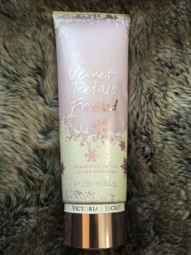 Victoria's Secret Velvet Petals Frosted Fragrance Body Lotion - 8 Oz - NEW